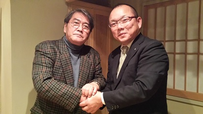 SEIUN TODAY!: <strong>石黒一憲先生を顧問としてお迎え ...
